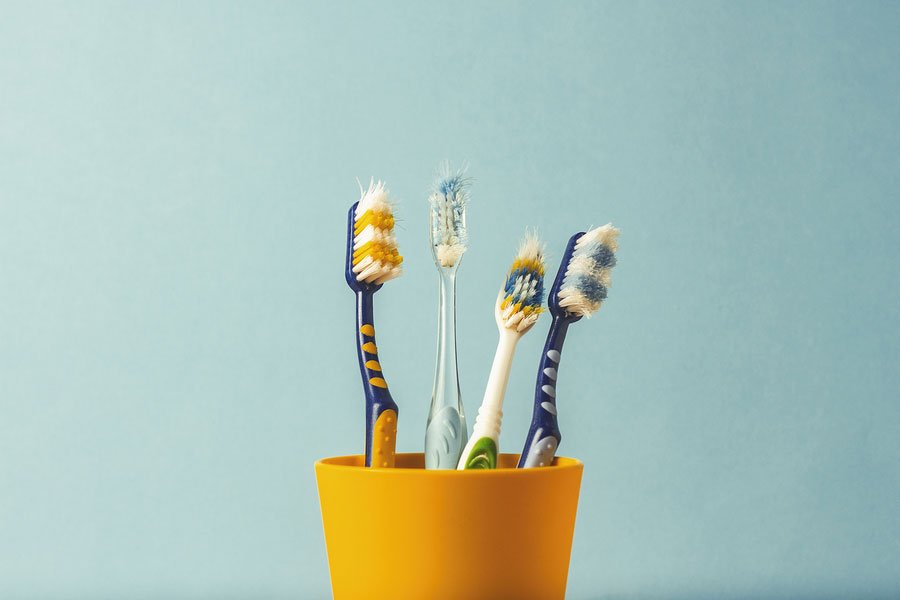 Orthodontics in Hanahan, SC, Advice – How Often Should You Replace Your Toothbrush?